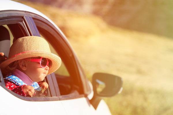 Road Trip Essentials When Travelling With Little Ones
