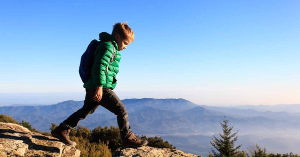 The How-To's On Dressing Your Little Ones For Outdoor Adventures