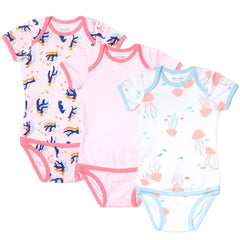 EASYEO Ocean Waves Pink Sands 3pc Bundle