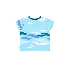 Essential Ocean Waves Tee Collection