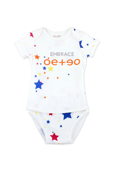 Little Star Romper