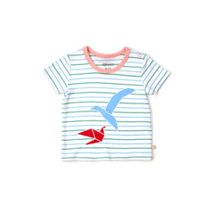 Essential Panorama Baby Striped Tee