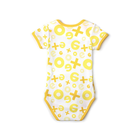 EASYEO Baby Curious Romper