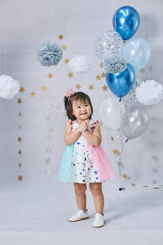 Starry Gaze EASYEO Romper Dress