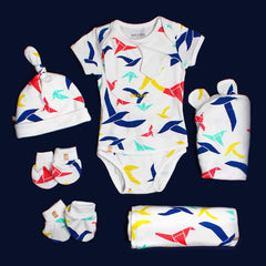 EASYEO Origami Baby Welcome Set 3-6 and 6-9 months
