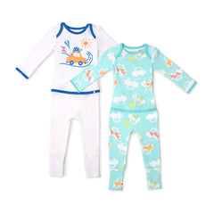 Road Trip EASYWEAR 2-Piece Bundle Set (Green)