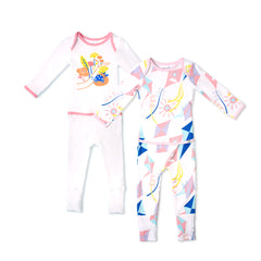 Road Trip EASYWEAR 2-Piece Bundle Set (Pink)