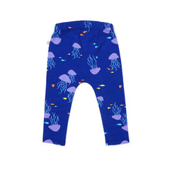 Ocean Waves Leggings Collection