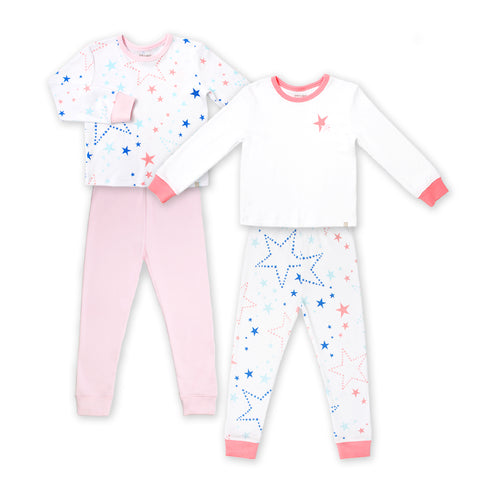 Starry Gaze Jammies 4-Piece Bundle Set