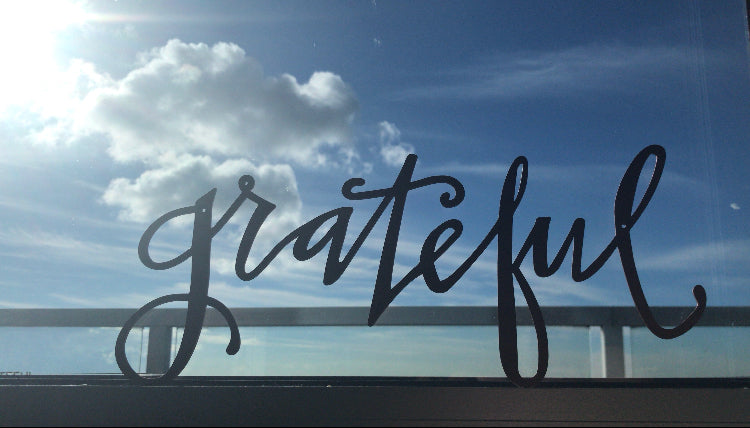 Habits of Grateful People