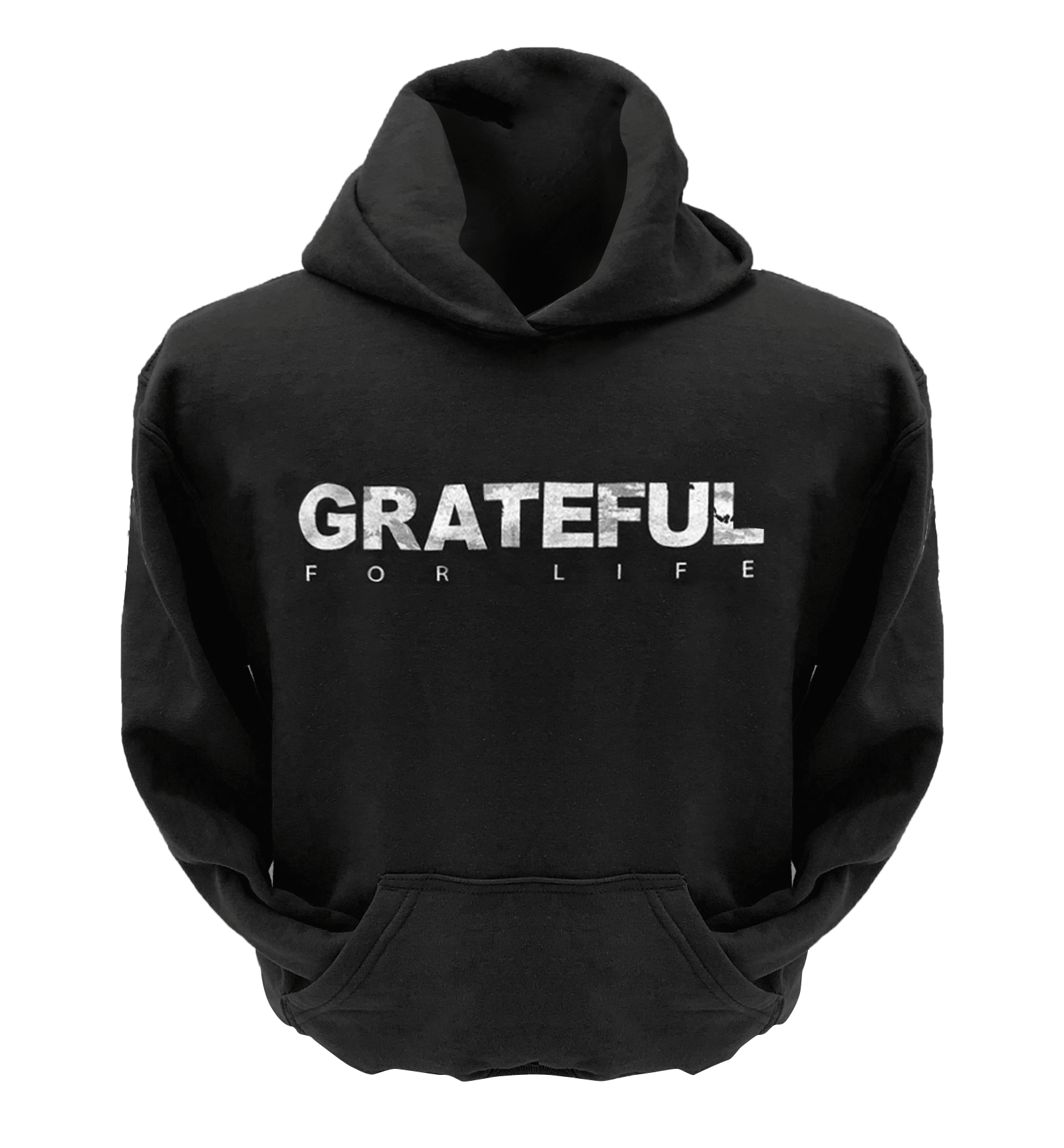 Grateful for Life Hoodie