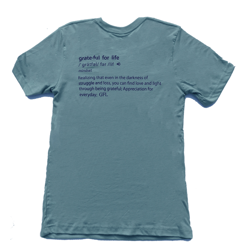 GFL Summer Sea-Glass Tee