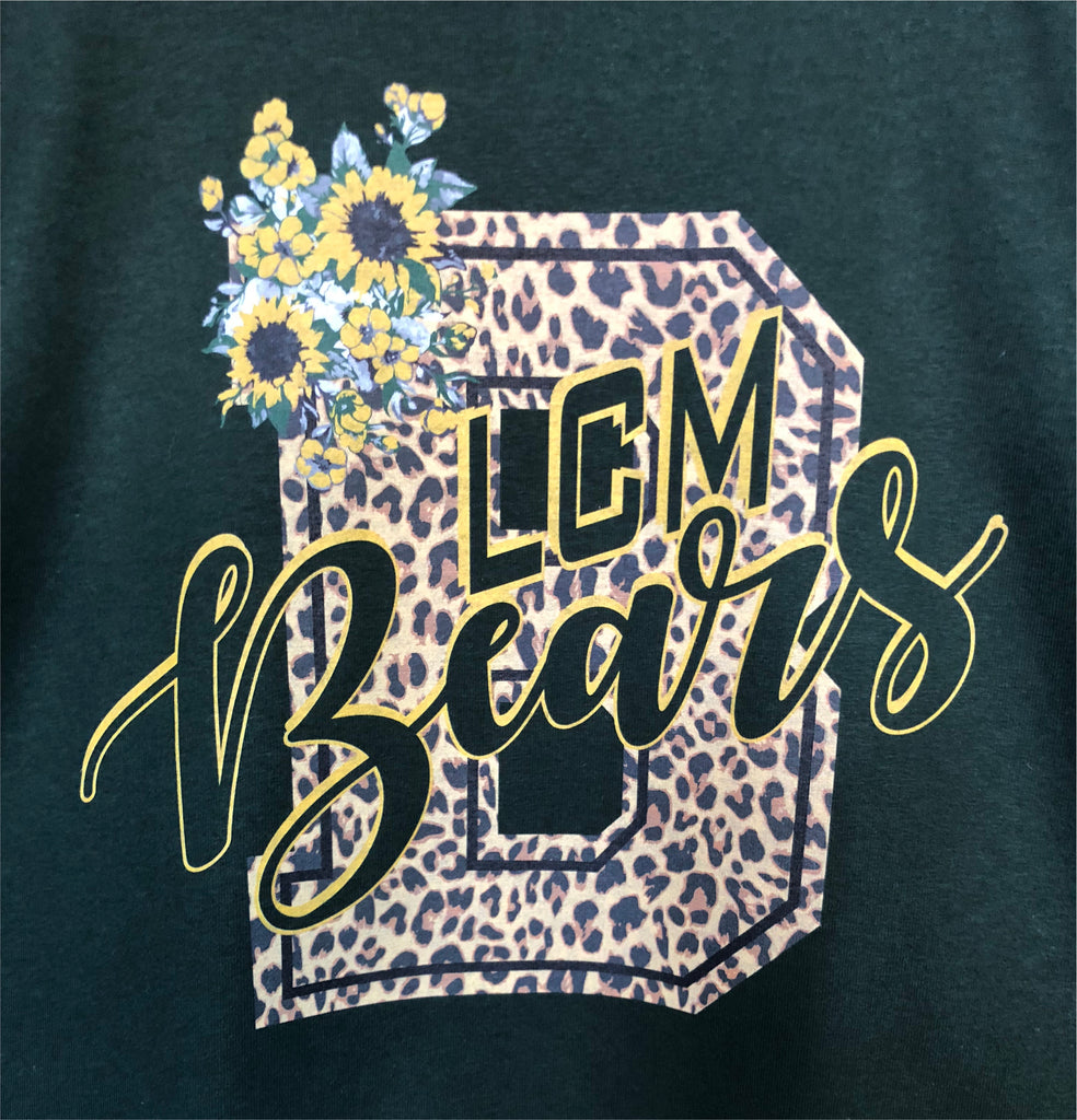 LCM Bears Wild B T-Shirts - TruColors Art & Design