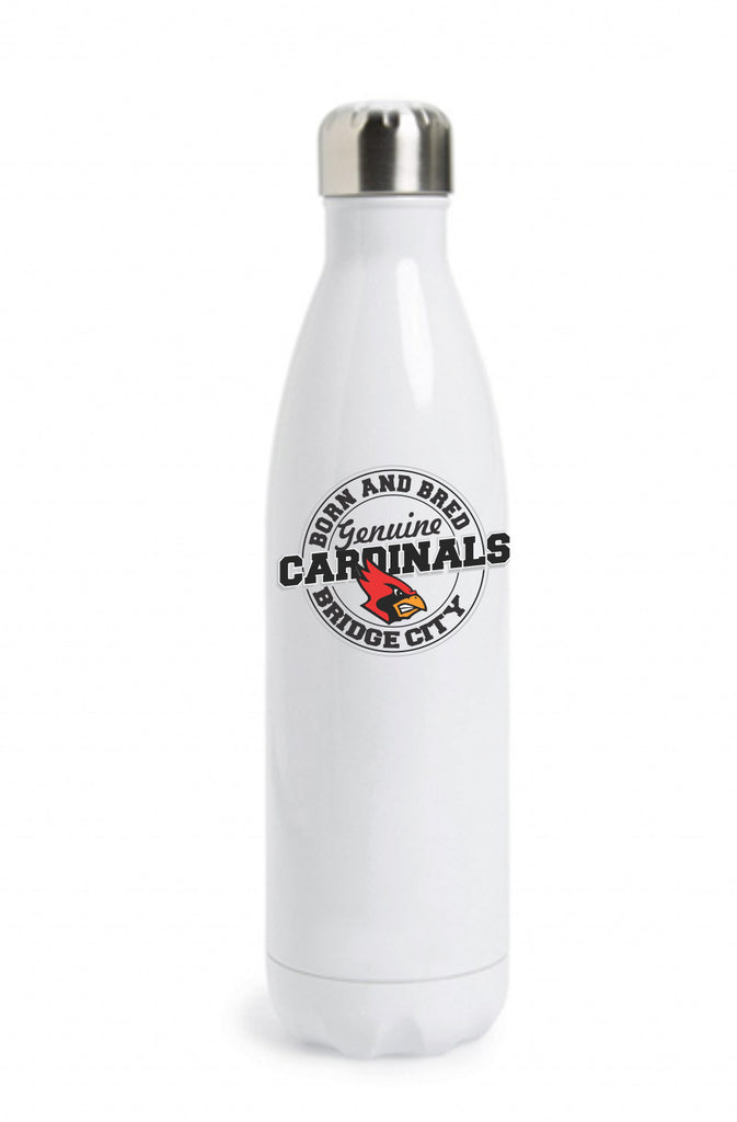 "Cardinals ""Born & Bred"" Water Bottle"