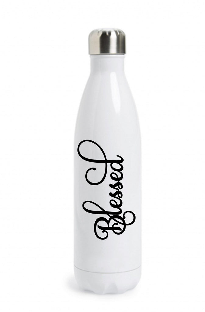 Blessed Water Bottle Water Bottle - TruColors Art & Design
