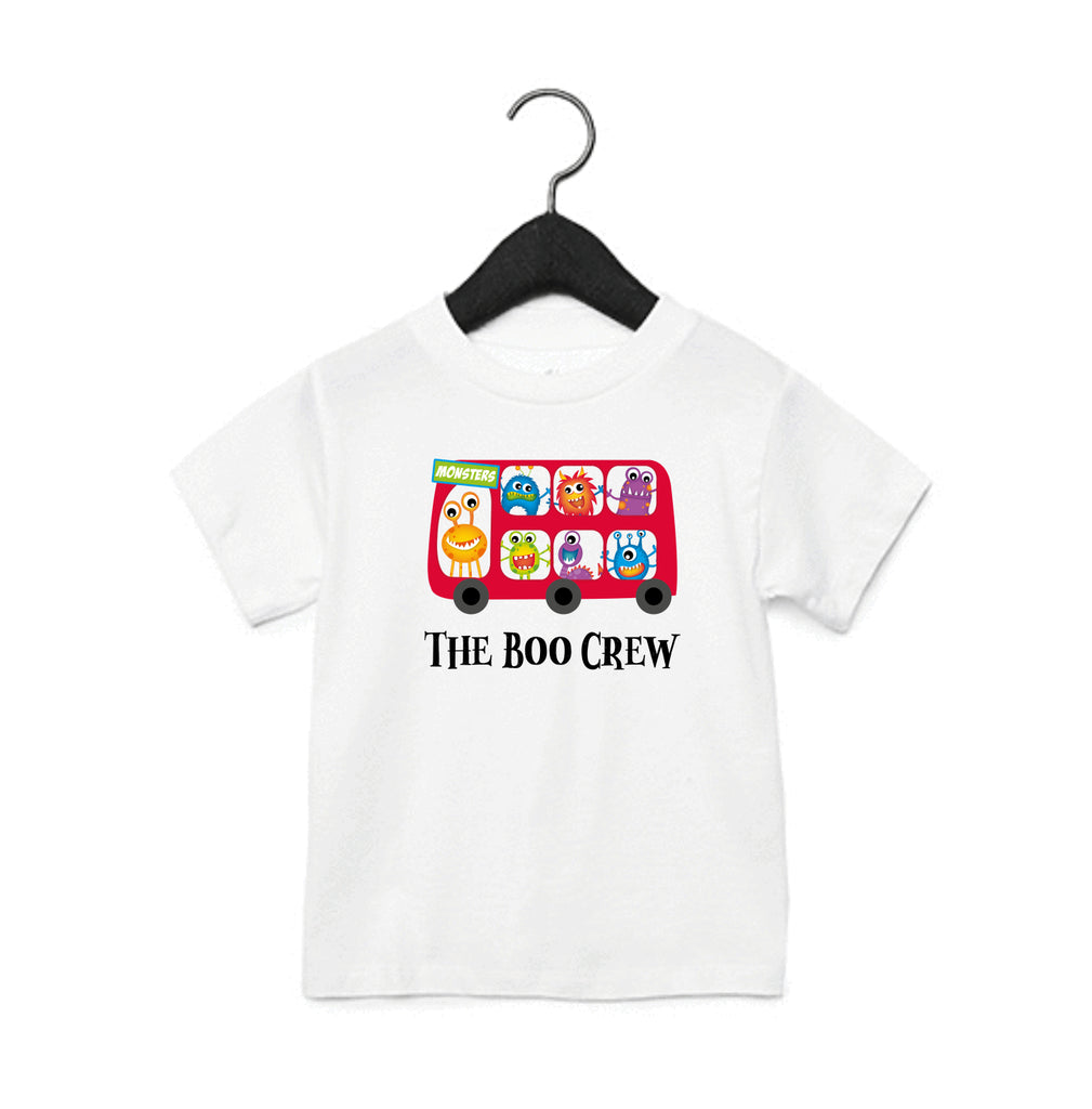 The Boo Crew Toddler T-Shirt