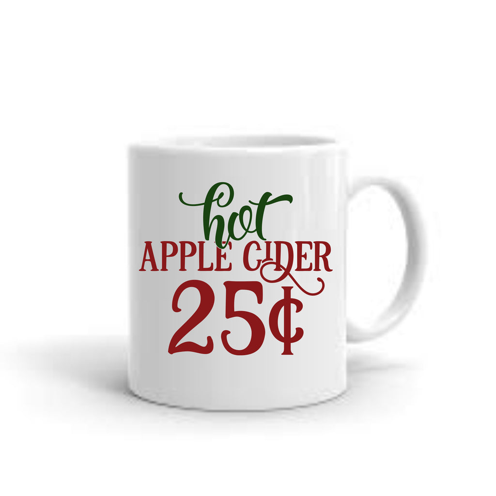 Hot Apple Cider Coffee Mug