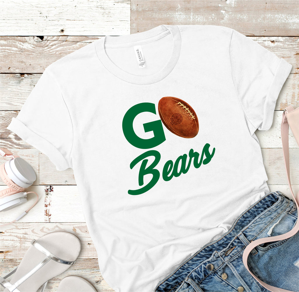 Go Bears Ladies Tee