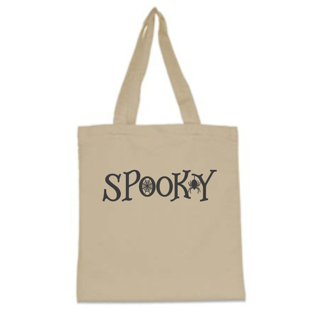 Spooky Halloween Trick-Or-Treat Bag Bags - TruColors Art & Design