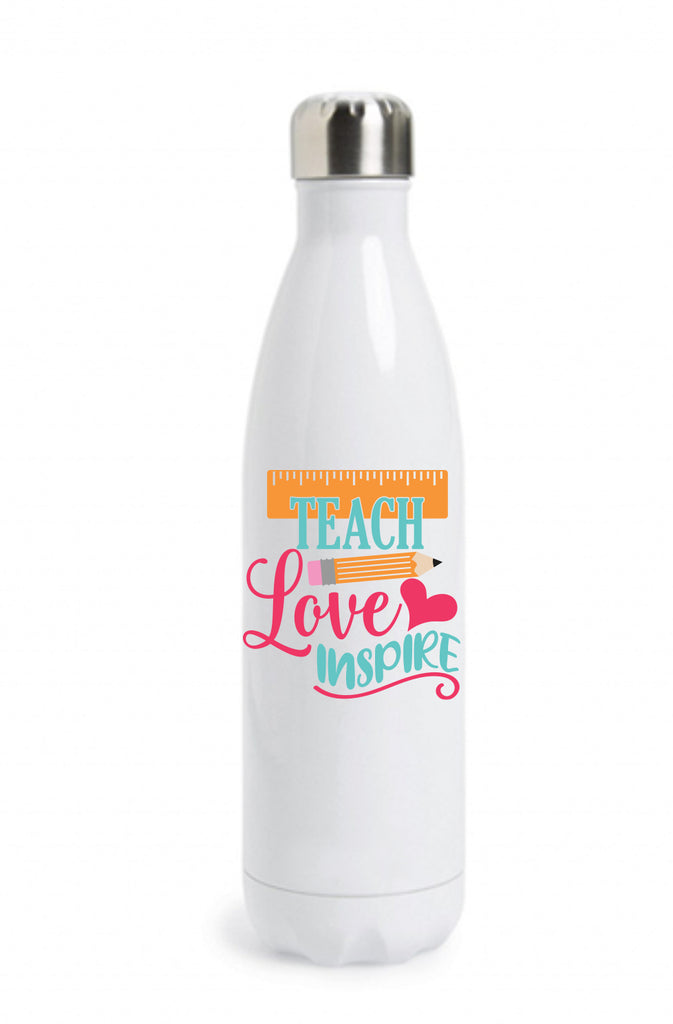 Teach * Love * Inspire Water Bottle