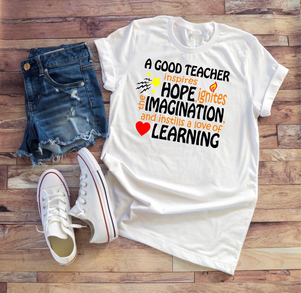 A Good Teacher... Ladies Tee