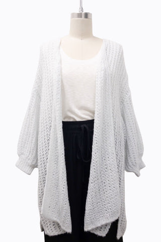 Loose Casual Cardigan