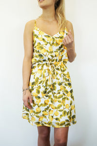 Lemon Cami Dress