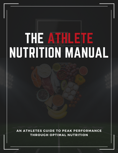 The Athlete Nutrition Manual