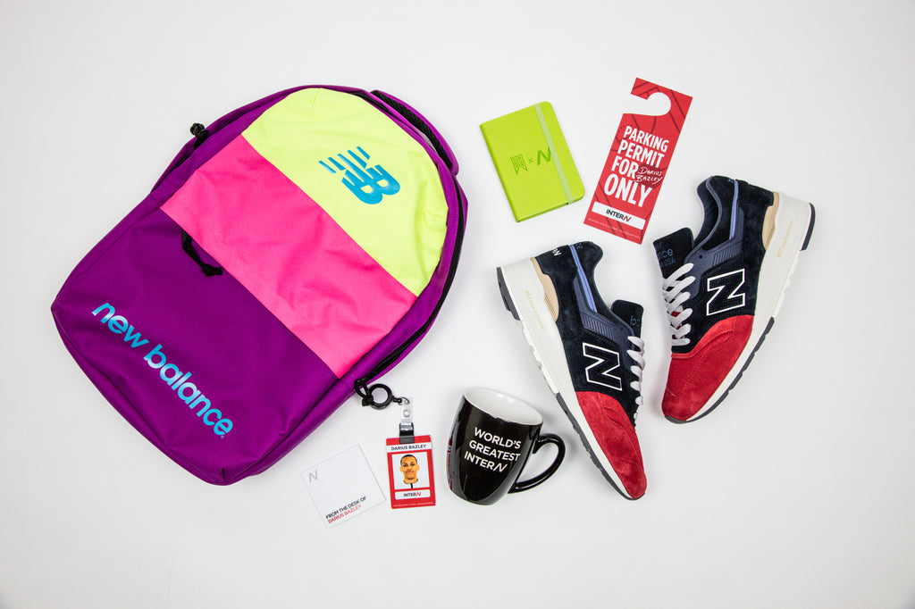 "New Balance ""The Intern"" Pack"