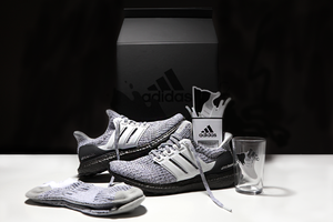 "adidas Ultra Boost ""Cookies & Cream"" Promo Pack"