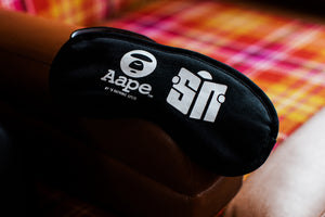 Sneaker News x AAPE by *A Bathing Ape® Eye Mask