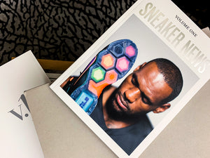 Sneaker News Magazine Vol. 1 (LeBron Cover)
