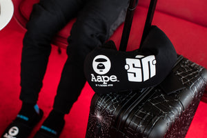 Sneaker News x AAPE by *A Bathing Ape® Neck Pillow