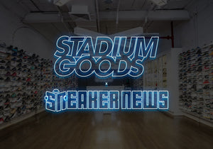 Stadium Goods x Sneaker News Giveaway