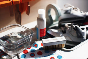 mini:licious x Jason Markk Shoe Cleaning Kit