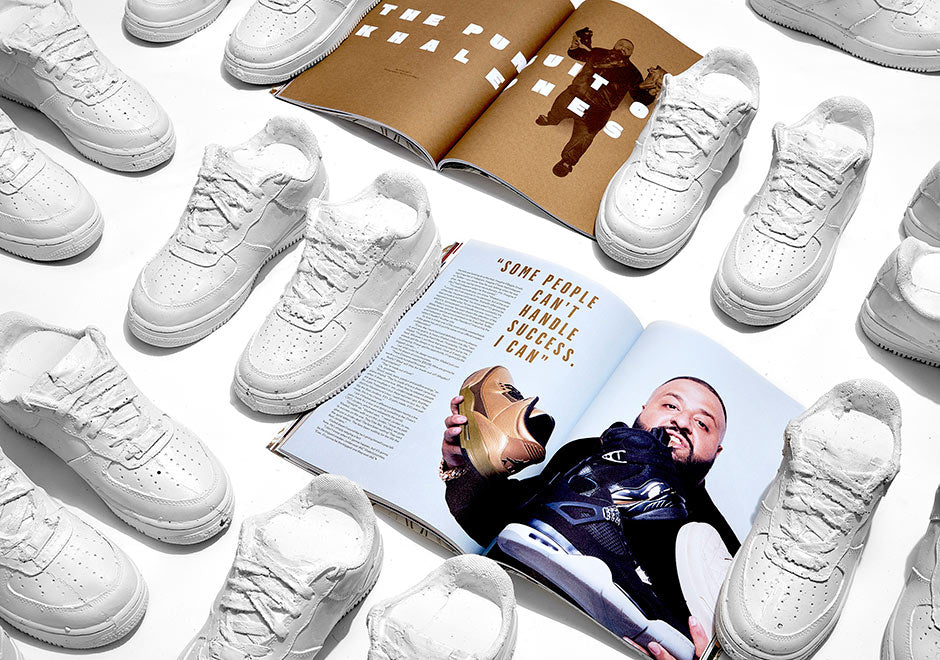 Sneaker News Magazine Vol. 3 (DJ Khaled)