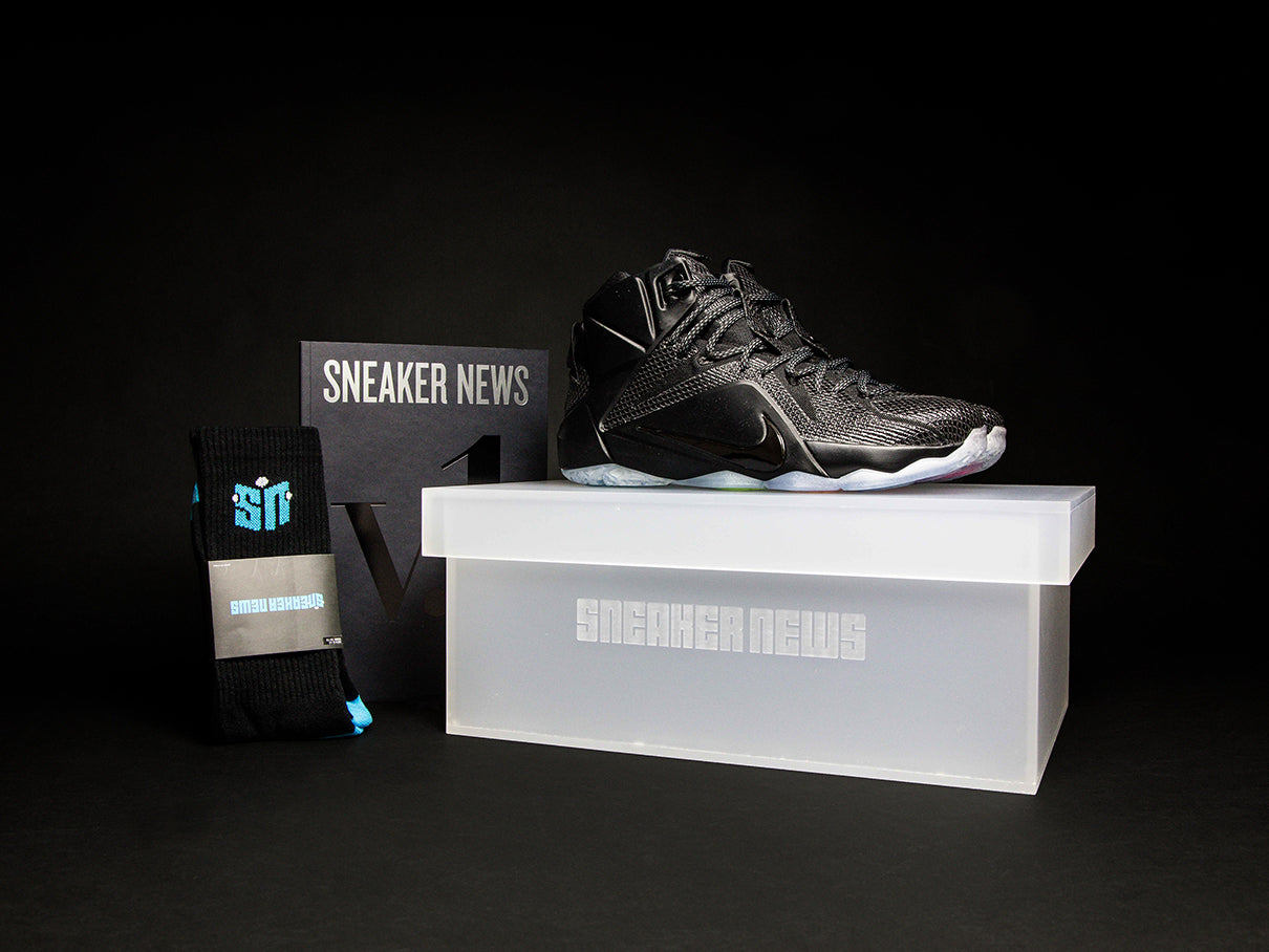Sneaker News Magazine Vol. 1 Friends and Family Pack
