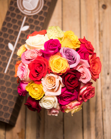 Multicolored Bouquet