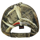Embroidered Ball Cap - CAMO