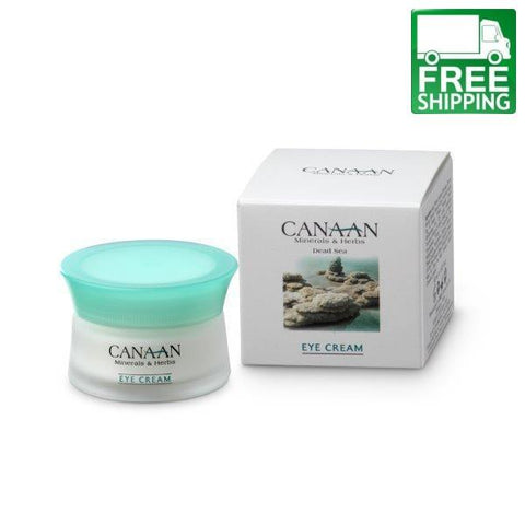 Canaan Dead Sea Eye Cream - Beaute Premier