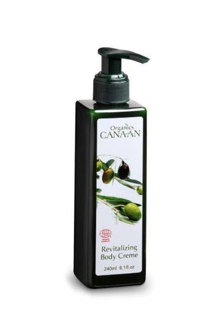 Canaan Organics Revitalizing Body Cream - Beaute Premier
