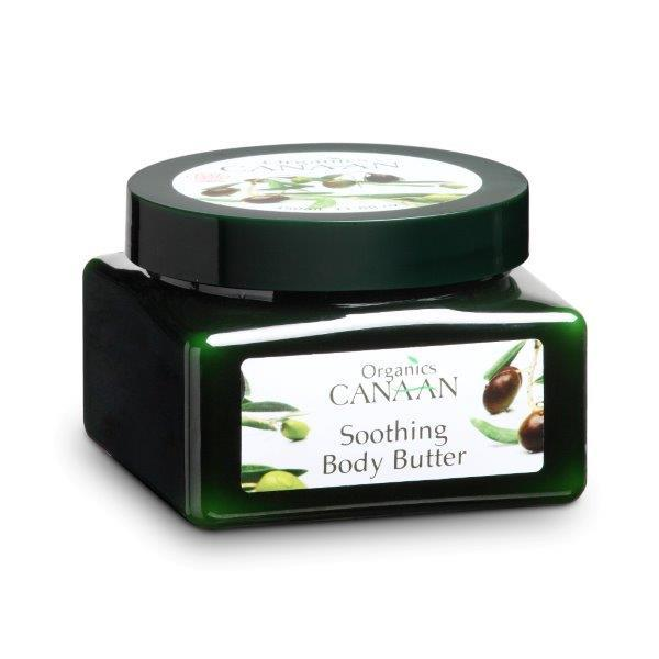 Canaan Organics Soothing Body Butter - Beaute Premier