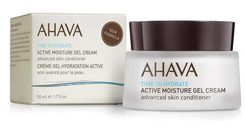 AHAVA Active Moisture Gel Cream - Beaute Premier