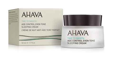 AHAVA Age Control Sleeping Cream - Beaute Premier