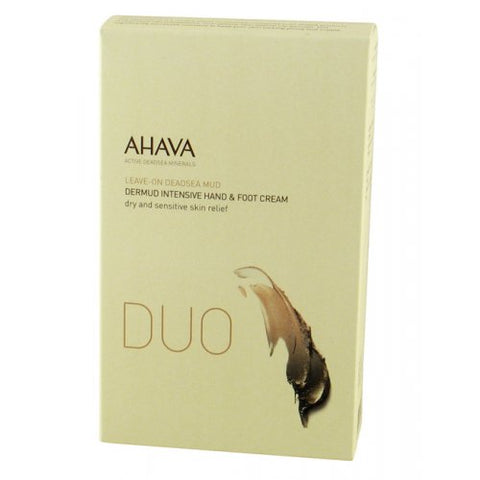 AHAVA Dermud Intensive Duo Kit - Hand & Foot - Beaute Premier