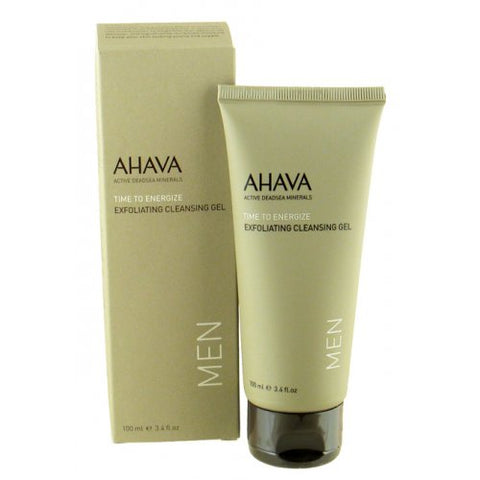 AHAVA Exfoliating Cleansing Gel for Men - Beaute Premier