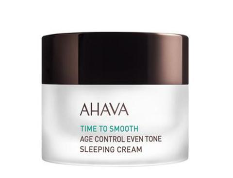 AHAVA Age Control Even Tone Sleeping Cream - Beaute Premier