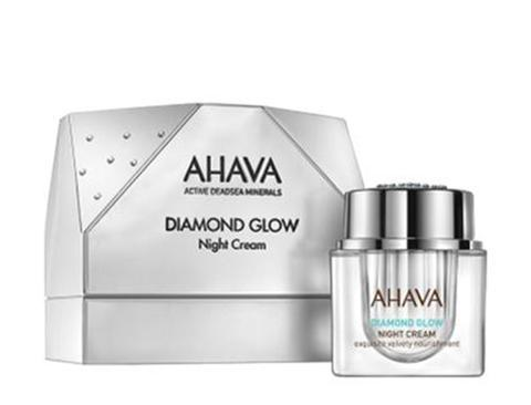 AHAVA Diamond Glow Exquisite Night Cream - Beaute Premier