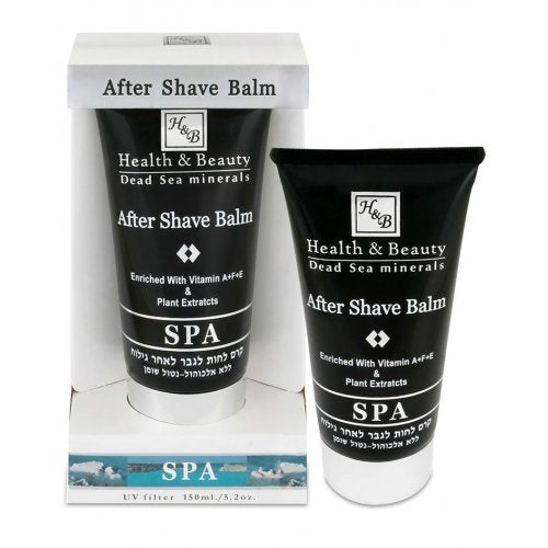 H&B Dead Sea After Shave Balm for Men - Beaute Premier