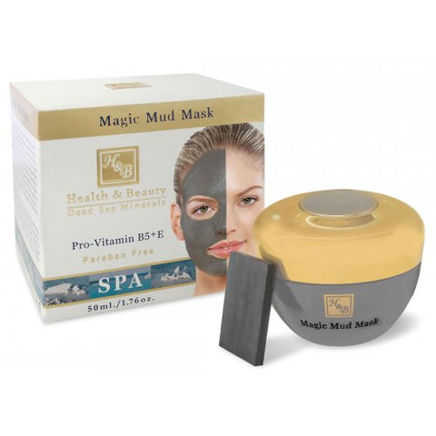H&B Dead Sea Magic Mud Mask - Beaute Premier